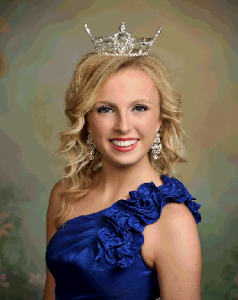Mary Grace Long Outstanding_Teen 2015 Miss Leeds Area Pageant