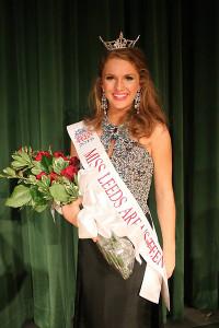 Reagan Handley Outstanding Teen 2016 Miss Leeds Area Pageant