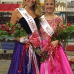 "Congratulations to Miss Leeds Area 2017, Jessica Proctor, and Miss Leeds Outstanding Teen 2017, Hannah Gentz. On behalf of our Director and Committee, congratulations and welcome to the ""Miss Leeds Family"""