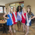 We had an awesome time at Chick-fil-A Leeds this past Tuesday night and wanted to share some Miss Leeds Area Spirit Night at Chick-fil-A photos! The newly crowned Miss Alabama, Hayley Barber, along with our very own Miss Leeds Area, Briana Kinsey